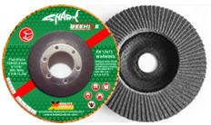 Silicon Carbide Flap Discs