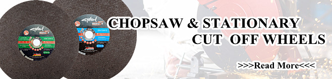 Chopsaw Cutting Wheels